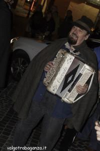 Luigi Alfieri (154) Parma non ha paura camminata