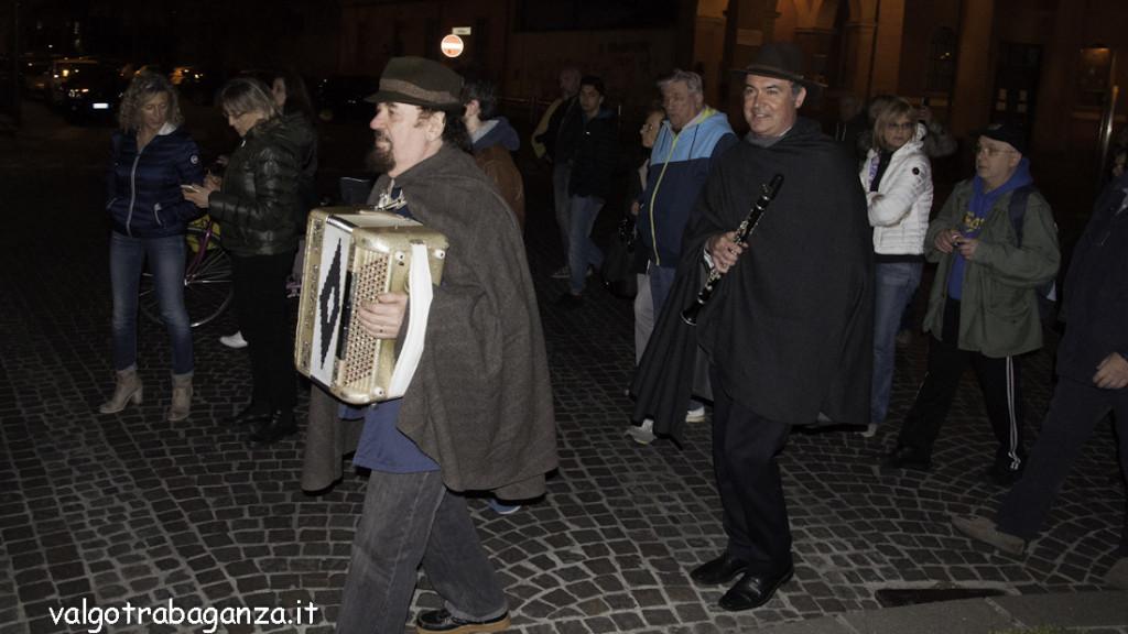 Luigi Alfieri (157) Parma non ha paura camminata