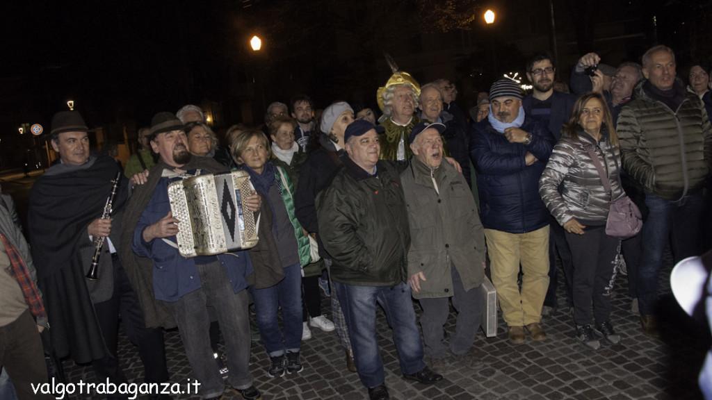 Luigi Alfieri (166) Parma non ha paura camminata