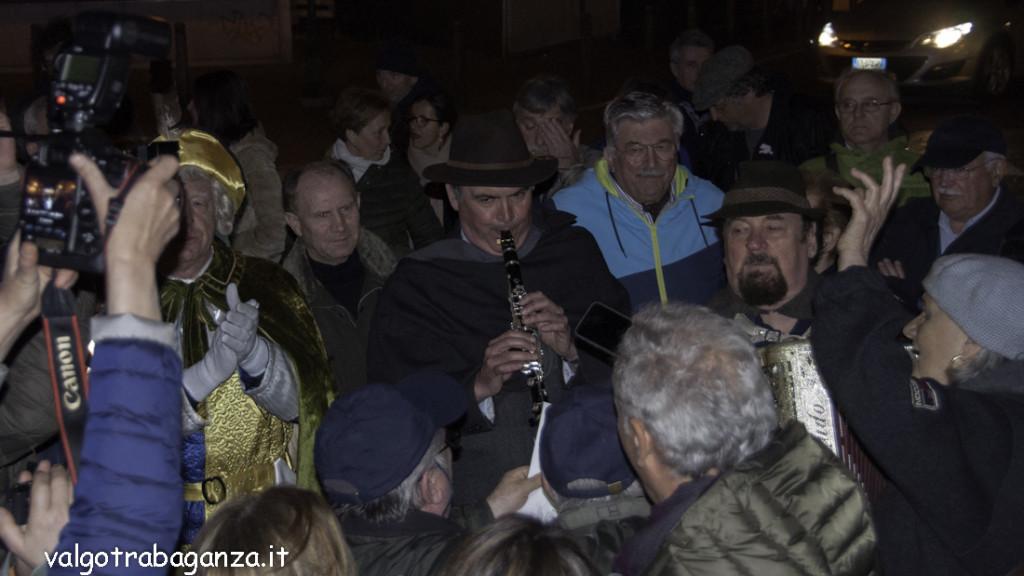 Luigi Alfieri (211) Parma non ha paura camminata