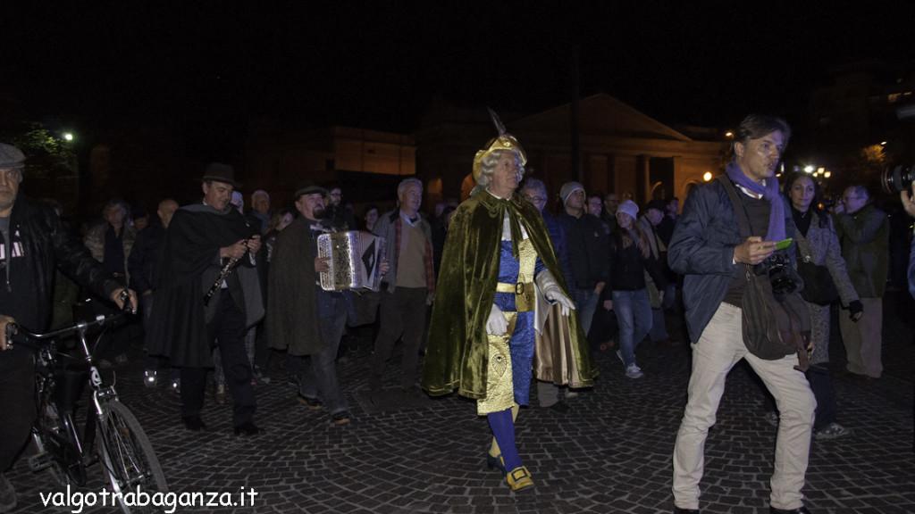 Luigi Alfieri (217) Parma non ha paura camminata