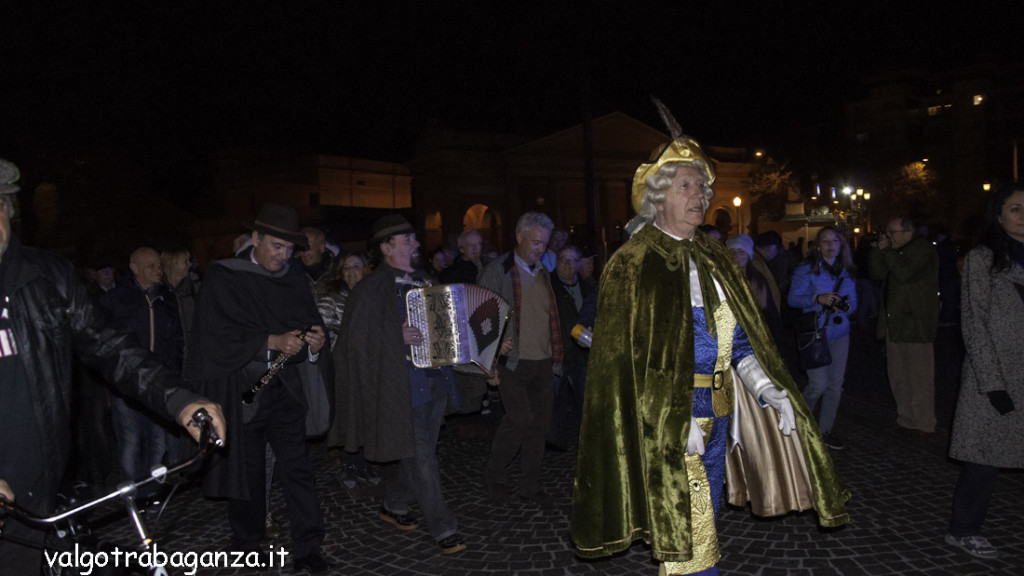 Luigi Alfieri (218) Parma non ha paura camminata