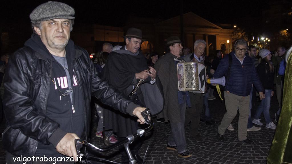 Luigi Alfieri (219) Parma non ha paura camminata