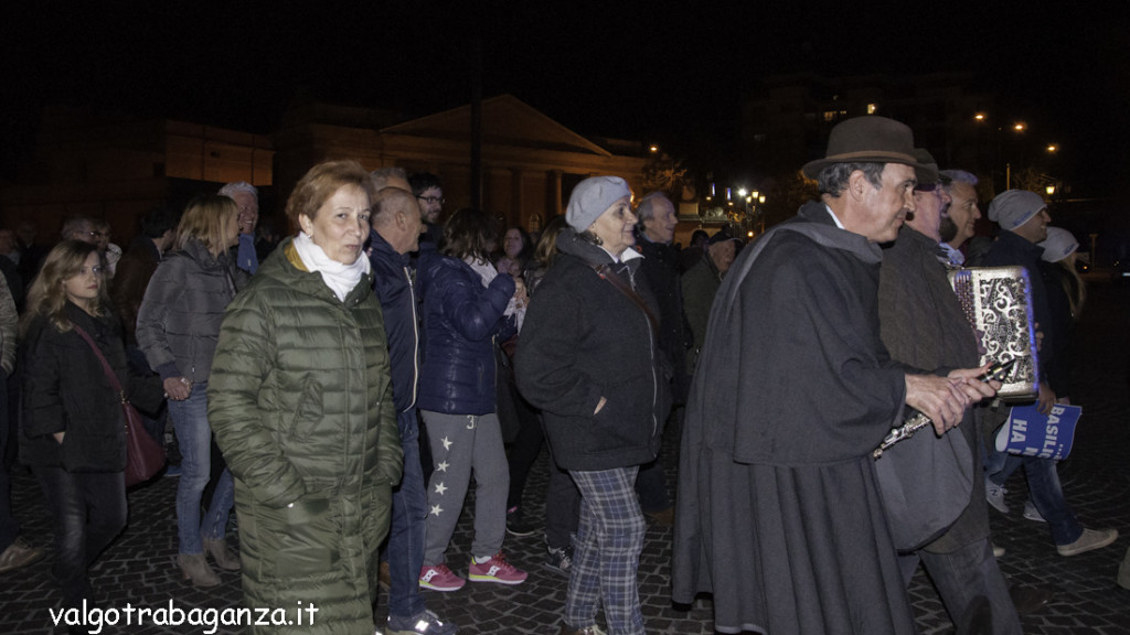 Luigi Alfieri (220) Parma non ha paura camminata