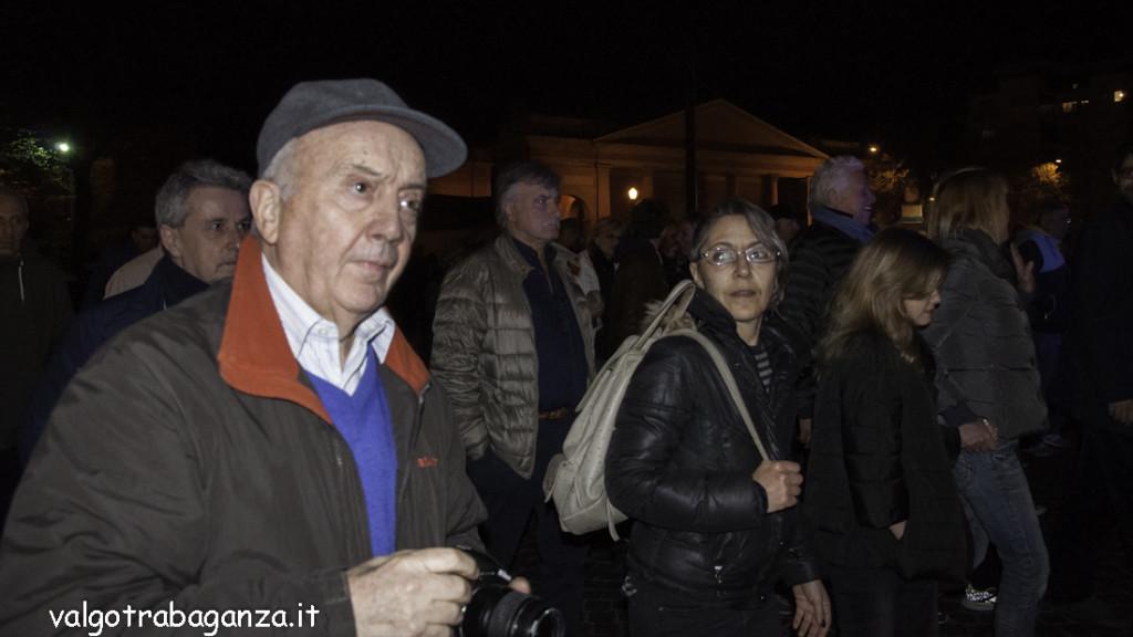 Luigi Alfieri (221) Parma non ha paura camminata