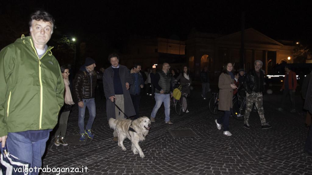 Luigi Alfieri (225) Parma non ha paura camminata