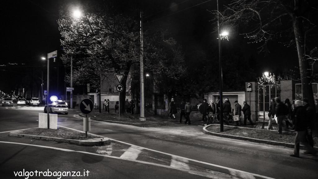 Luigi Alfieri (238) Parma non ha paura camminata