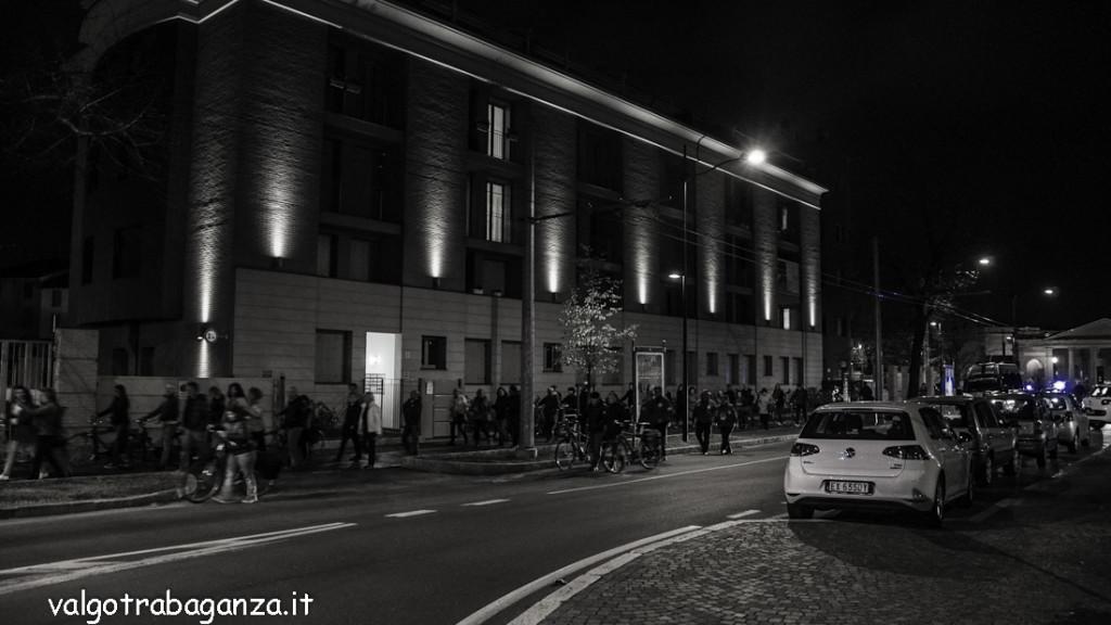 Luigi Alfieri (239) Parma non ha paura camminata