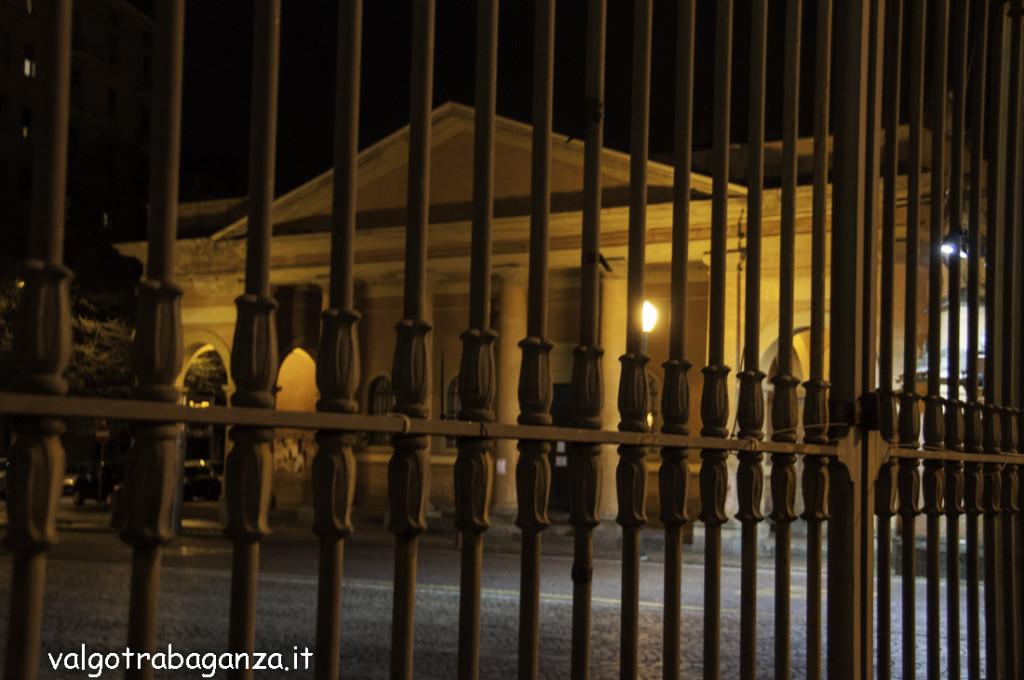 Luigi Alfieri (246) Parma non ha paura camminata