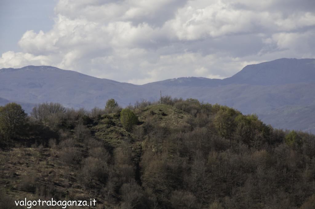 Passeggiata (197) Monte Croce