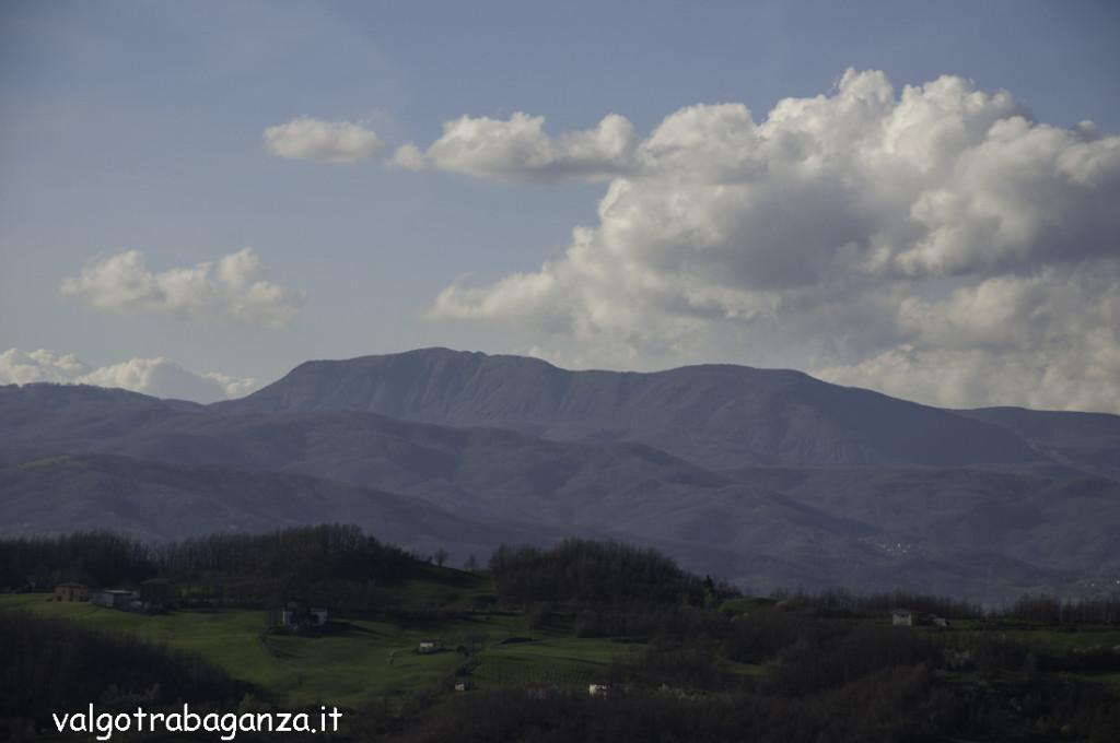 Passeggiata (342) Monte Ragola