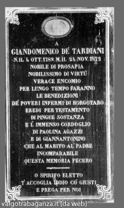 Tardiani lapide