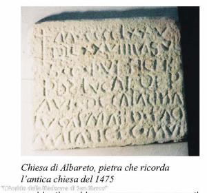 Albareto (103) Storia