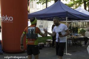 Arrivi Trail 24 - 60 Km Quadrifoglio Ultratrail (10013)