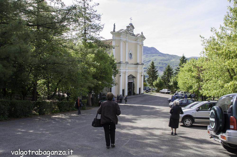 Bardi (115) Santuario Beata Vergine Maria delle Grazie