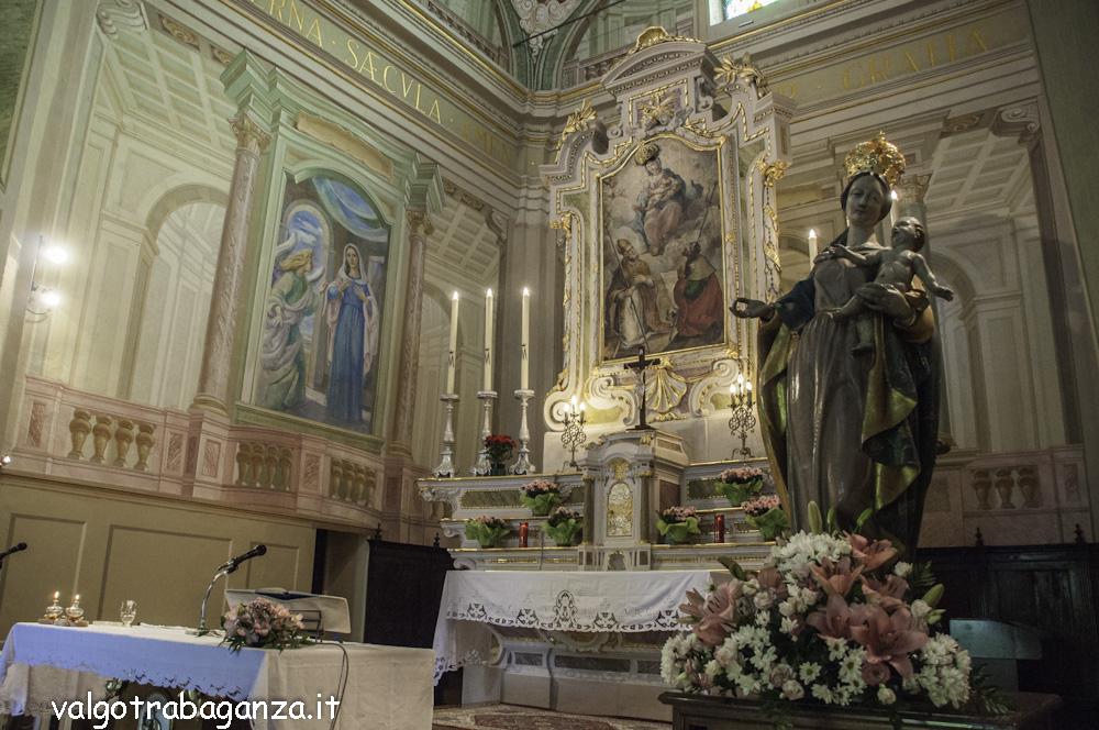 Bardi (198) Santuario Beata Vergine Maria delle Grazie