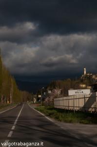 Nuvole minacciose (108) Compiano