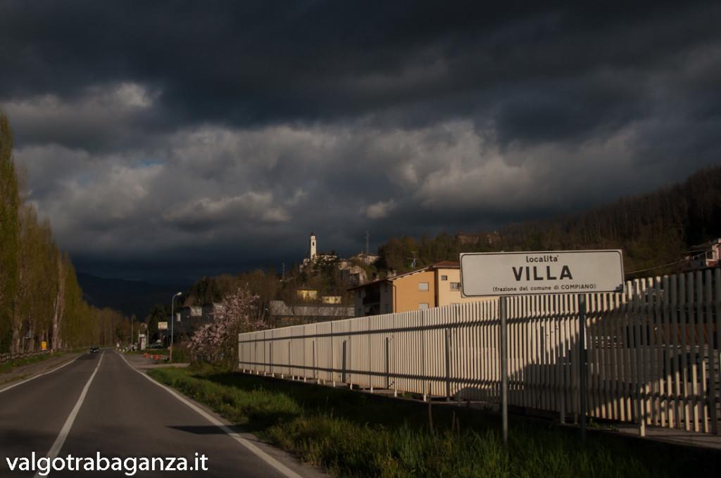 Nuvole minacciose (109) Compiano