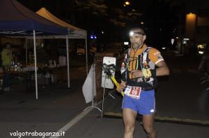 Quadrifoglio Ultratrail (271) Premiazioni Trail 100 arrivo