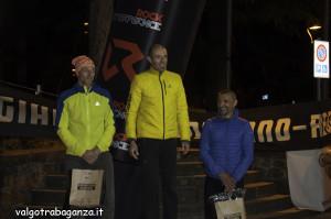 Quadrifoglio Ultratrail (445) Premiazioni Trail 100 arrivo