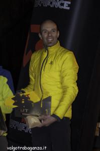 Quadrifoglio Ultratrail (456) Premiazioni Trail 100 arrivo