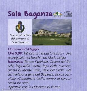 Valbaganzando (120) maggio 2016 Val Baganza