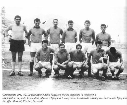 25 giugno 1962 Valtarese Campioni regionali