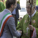 70° Ricostruzione  Albareto (253) Vescovo