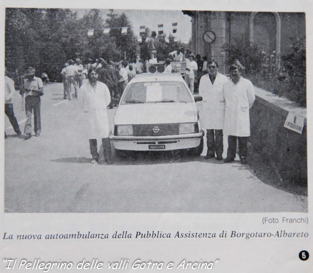 Assistenza Pubblica Volontaria Borgotaro Albareto (102)1982
