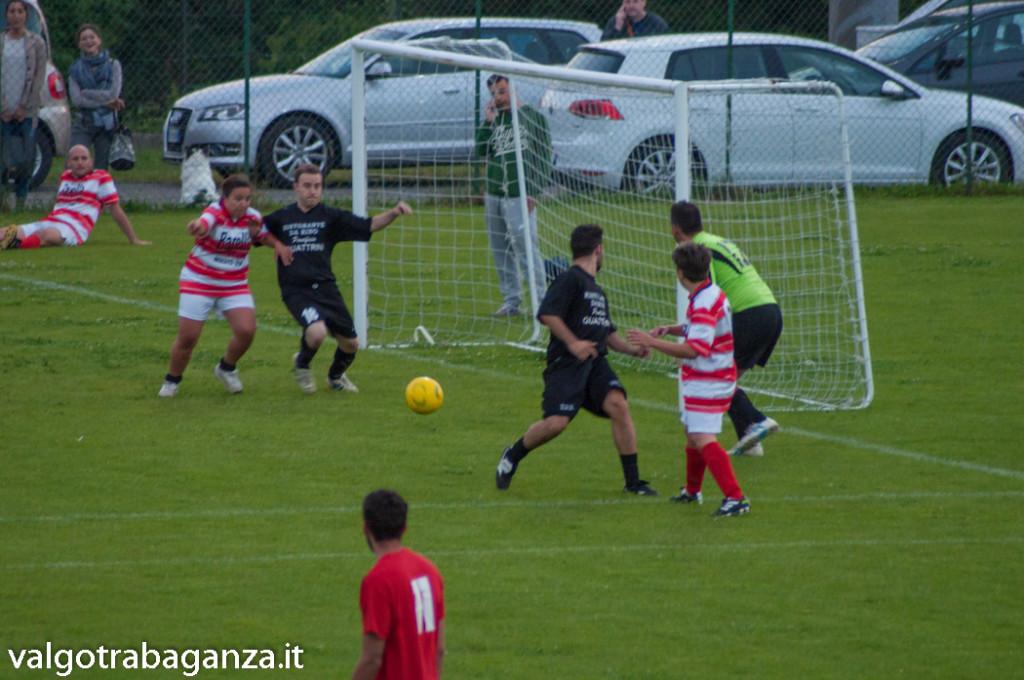 Berceto (217) 3° Torneo di calcio dei bar
