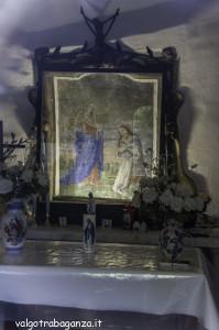 Borgotaro Madonna di Caravaggio (129) Maestà