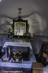 Borgotaro Madonna di Caravaggio (131) Maestà