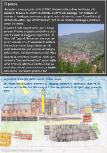 Brochure Comune Borgo Val di Taro (101) Accoglienza  Benessere Cultura_