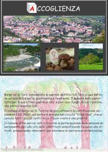 Brochure Comune Borgo Val di Taro (102) Accoglienza  Benessere Cultura_