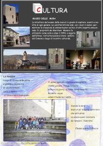 Brochure Comune Borgo Val di Taro (104) Accoglienza  Benessere Cultura_