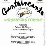 Cantoincanto 2016 Albareto