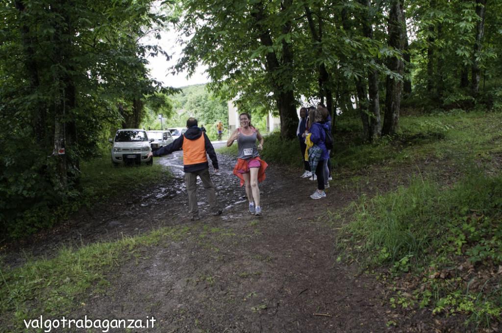 Cento Croci Trail (108) Gara Arrivo