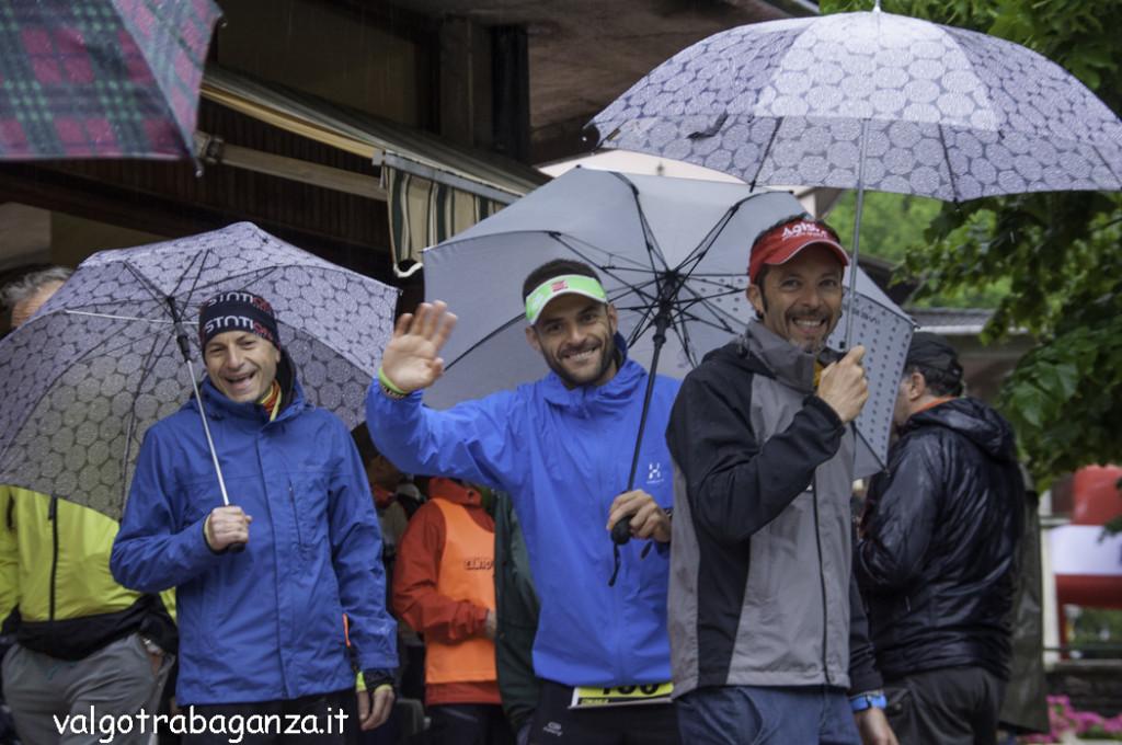 Cento Croci Trail (123) Pre gara partenza