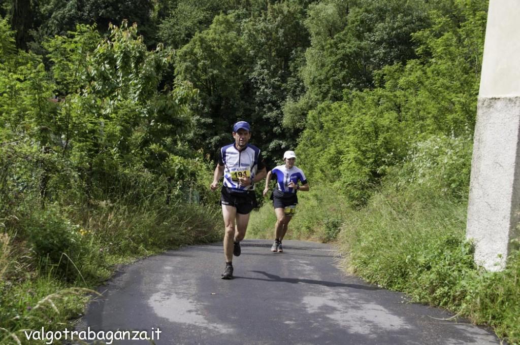 Cento Croci Trail (126) Gara Arrivo