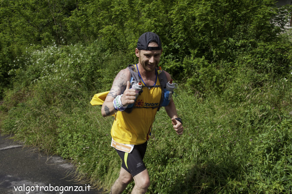 Cento Croci Trail (147) Gara Arrivo