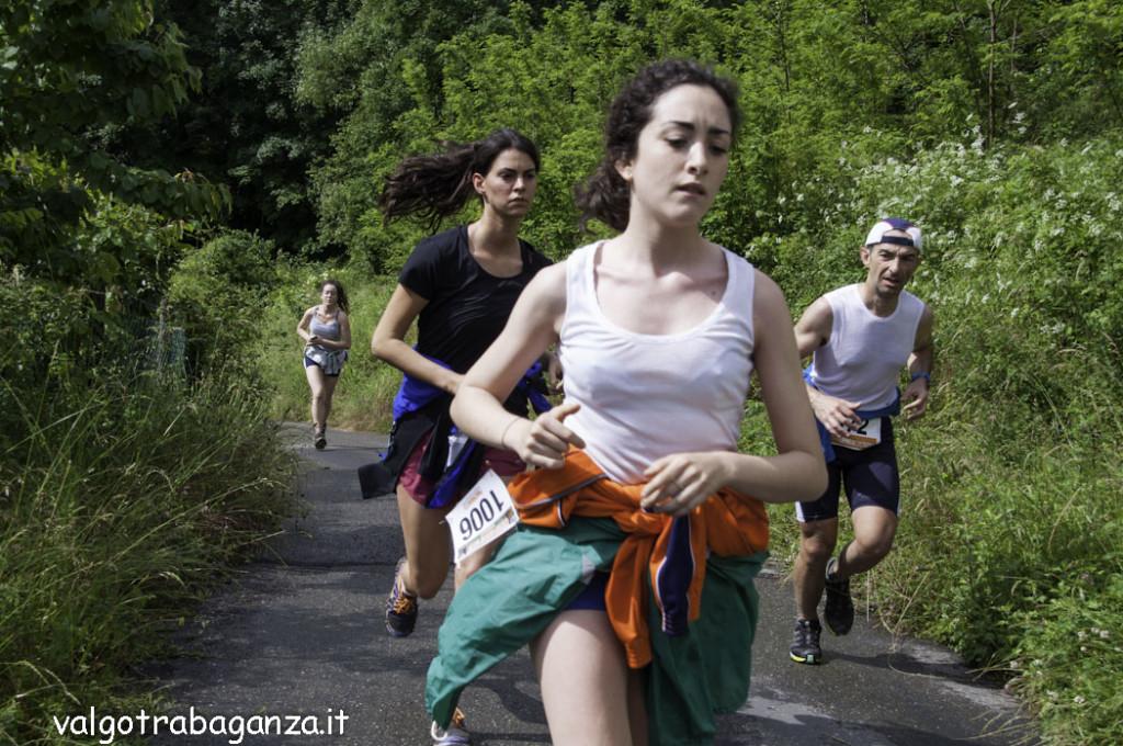 Cento Croci Trail (155) Gara Arrivo