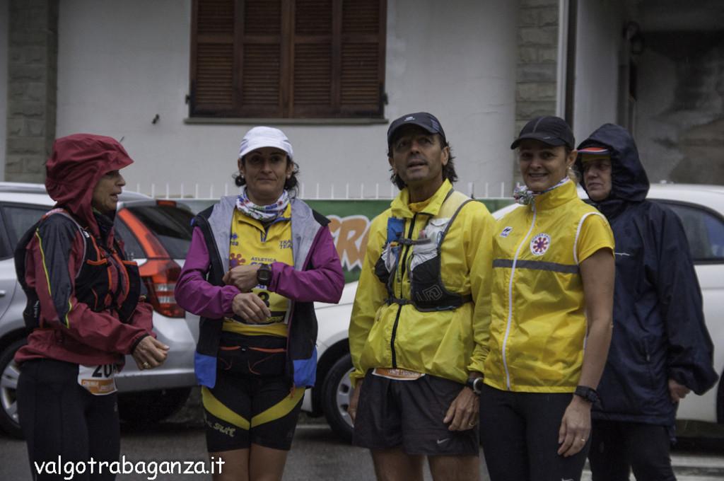 Cento Croci Trail (217) Pre gara partenza