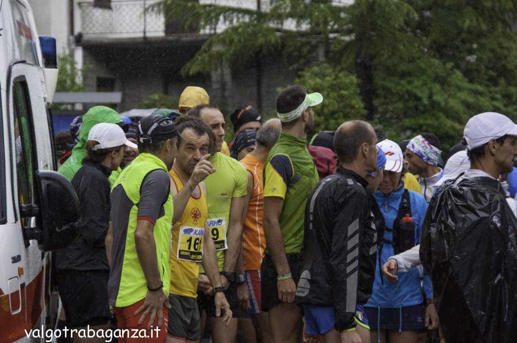 Cento Croci Trail (276) Pre gara partenza
