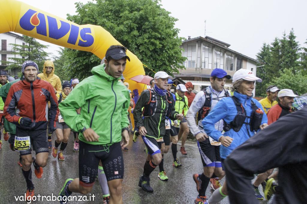 Cento Croci Trail (299) Pre gara partenza