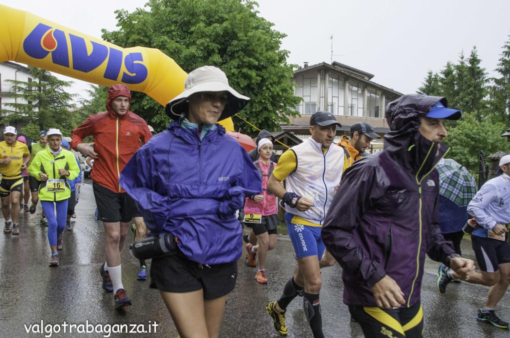 Cento Croci Trail (302) Pre gara partenza