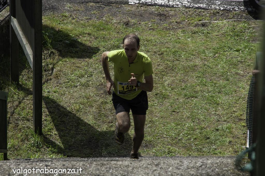 Cento Croci Trail (318) Gara Arrivo
