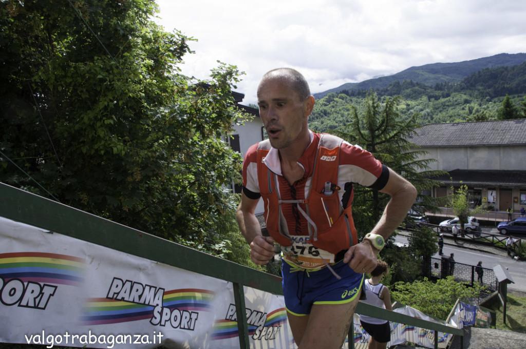 Cento Croci Trail (348) Gara Arrivo