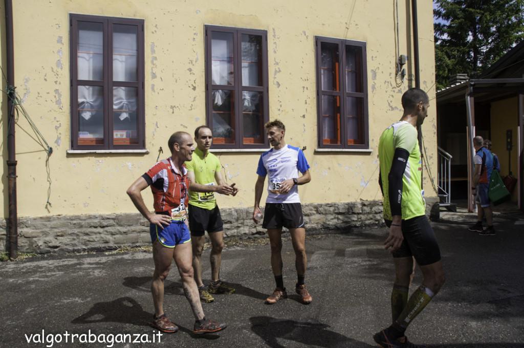 Cento Croci Trail (358) Gara Arrivo