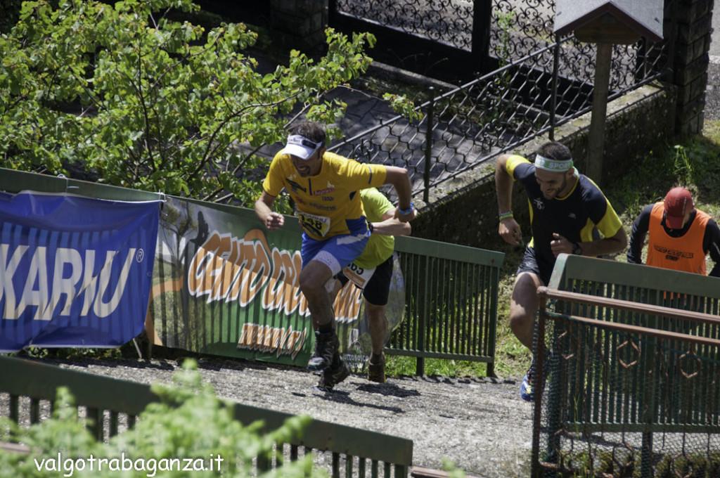 Cento Croci Trail (399) Gara Arrivo