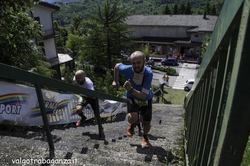Cento Croci Trail (470) Gara Arrivo